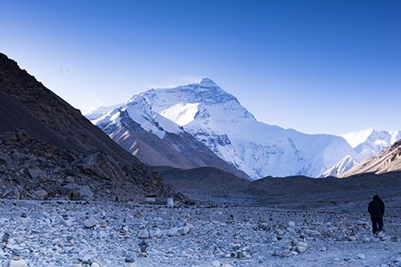 Everest High Pass Trekking